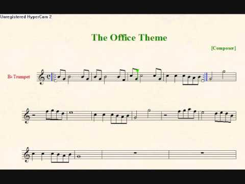 The Office Theme - YouTube