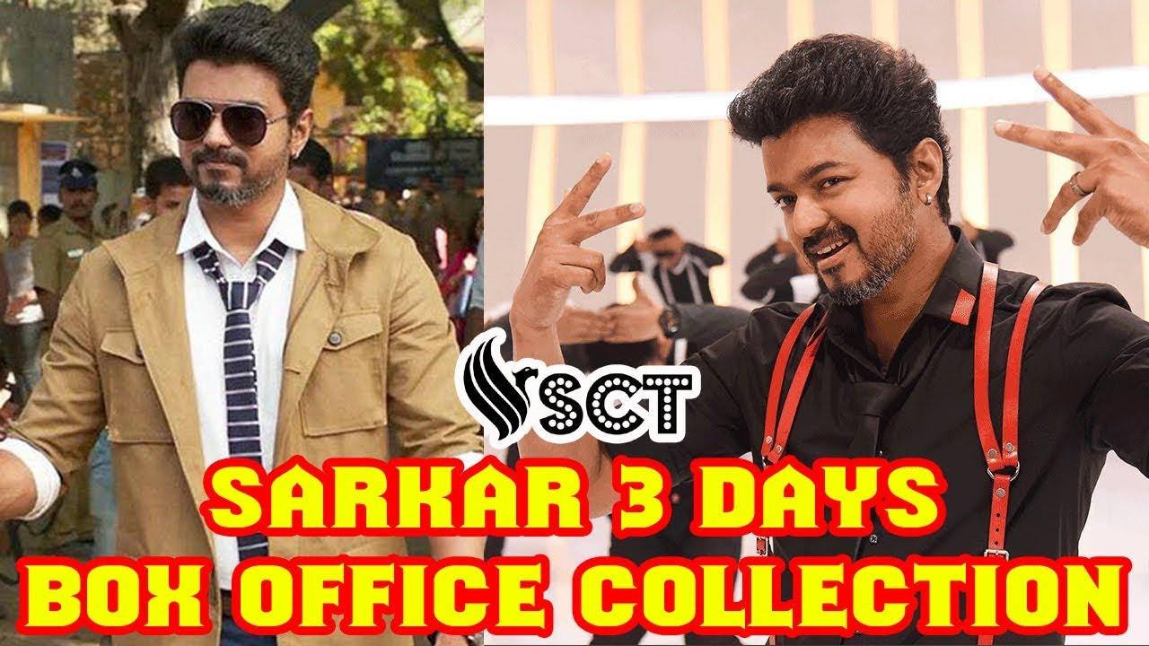 SARKAR Shattered TamilNadu Box Office in 3 Days | Vijay | A R Murugadoss