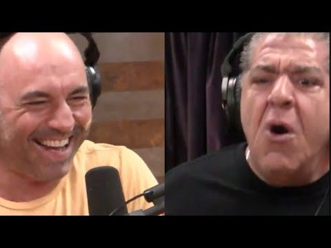 Joe Rogan - Joey Diaz on His First Day in New Jersey