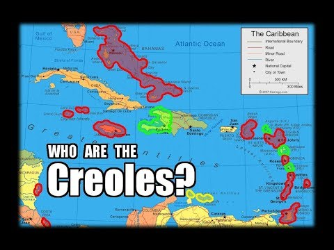 Who and What are the Creole Peoples and Languages?