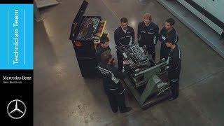 Mercedes-Benz Vans Technician Team- Tom