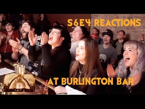 GAME OF THRONES S6E04 Reactions at  Burlington Bar