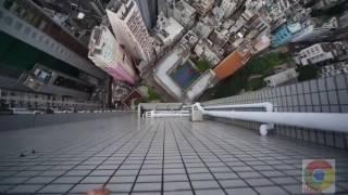 si le tienes miedo a las alturas reproduce este video en HD parkour