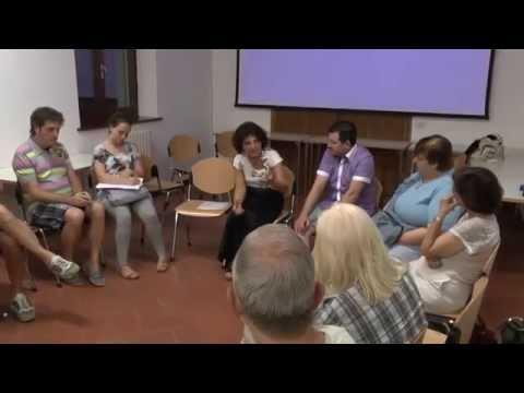 Incontro con Marilena D'Onofrio - Rosate 11 giugno 2014 (parte 1 di 4)