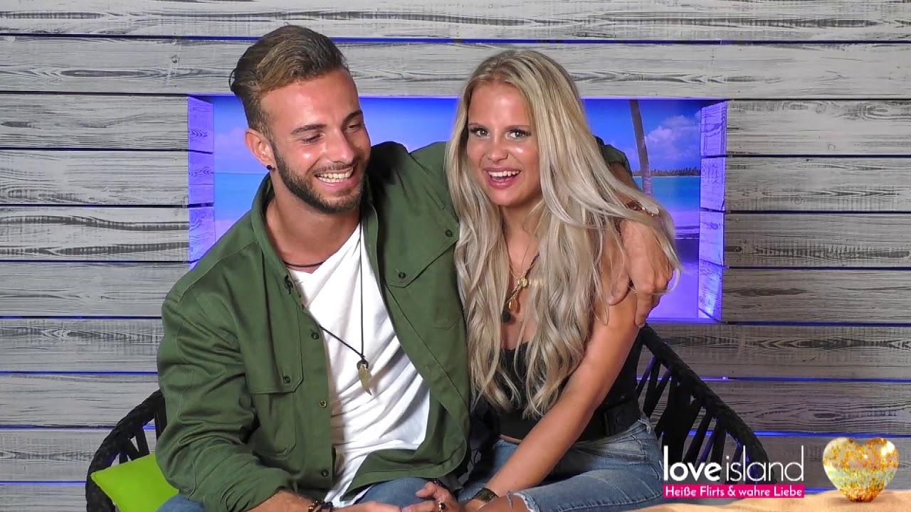 Love Island: Frohe Kunde bei Stephanie und Julian - RTL II
