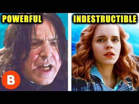 Characters Stronger Than Voldemort Ranked Powerful To Indestructible
