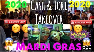 Mardi Gras 2020 Pt.1| WOW Biggest Party In The World... Mardi Gras IS SOOOOOOO CRAZY??