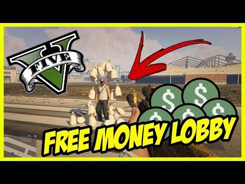 LIVE DO DINHEIRO INFINITO! Free Money Lobby para Inscritos! Sessão Comando/Publica | GTA V ONLINE