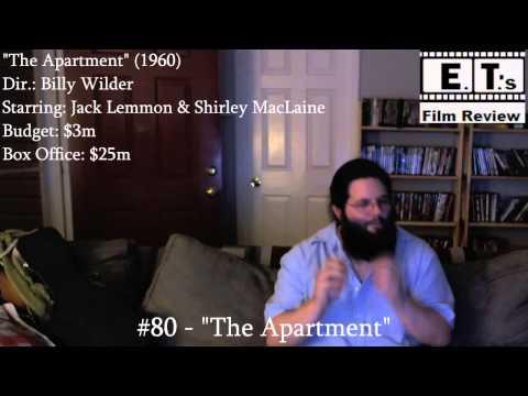 "AFI Top 100 - #80 - ""The Apartment"""