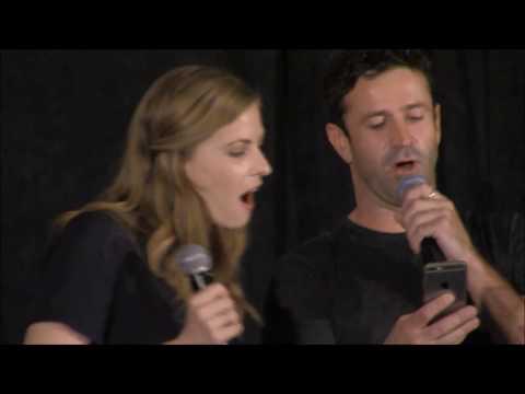 Chicon Elizabeth Blackmore and Adam Fergus FULL Panel 2017 Supernatural