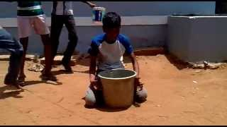 whatsapp funny videos 2016 2015 | funny guy drums for oththa sollaala song | funny videos 2015