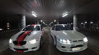 видео: Skyline или BMW