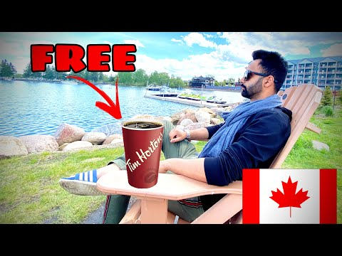 How To Get FREE Stuff In CANADA -International Students | Save Money