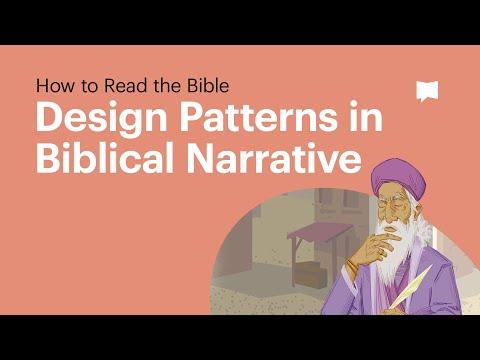 Design Patterns in Biblical Narrative