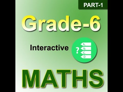 CBSE math practice book for sixth class - YouTube