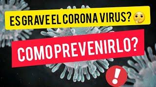 🔥 CORONAVIRUS se puede prevenir? 🛑 Tips para tener en cuenta. AYURVEDA y prevención