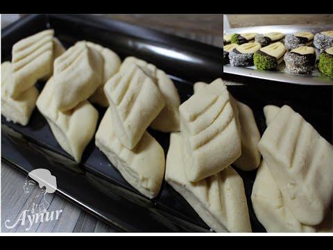 Orijinal Pastane Un Kurabiyesi Nasıl Yapılır?   Kurabiye Tarifleri