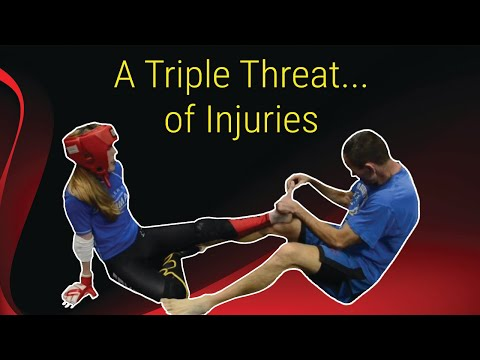 A Triple Threat... Of Injuries