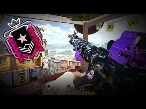 How CHAMPIONS Really Play Ranked - Rainbow Six Siege