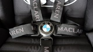 Maclaren BMW Buggy Limited Edition Stroller Review - Baby Gizmo