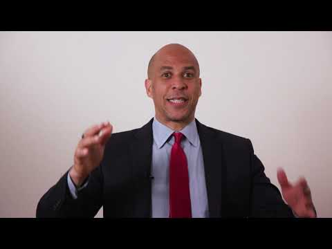 Camden County College Commencement - Cory Booker