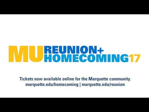 Rock the Mall – Homecoming + Reunion Concert Announcement | Marquette University