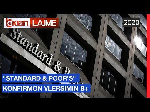 """Standard & Poor's"" konfirmon vleresimin B+ |Lajme-News from YouTube · Duration:  2 minutes 13 seconds"