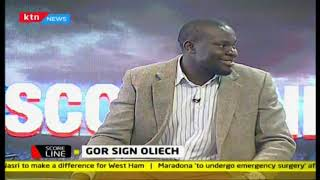 Dennis Oliech signed by Gor Mahia on 3.5M making him one of the highest paid footballers in Kenya
