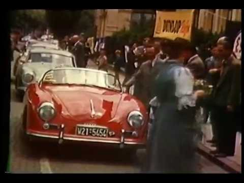 Porsche 356 and Spyders Introduced to Fans