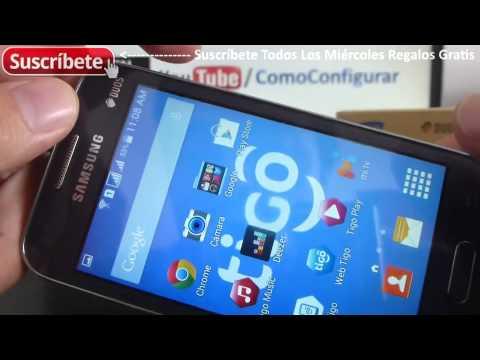 truco captura de pantalla android Samsung Galaxy Ace 4 Duos SM-G313ML/DS Español