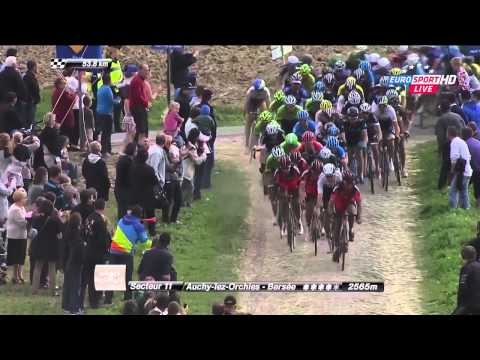 Paris Roubaix 2014 - HD Full Race - Compiègne  ›  Roubaix