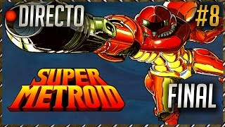Vídeo Super Metroid CV