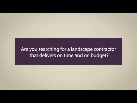 Landscape Contractors Boston, MA Done Right Landscape 781-858-8000