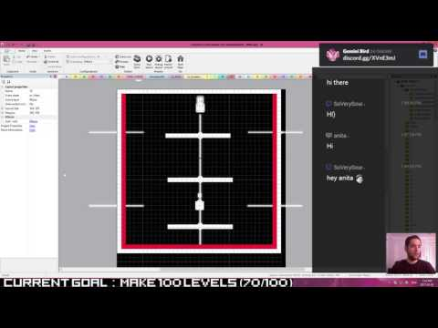 Game development with Construct 2 [LIVE]