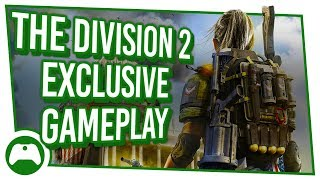 EXCLUSIVE NEW DARK ZONE AND PVP GAMEPLAY REVEAL | The Division 2 Xbox