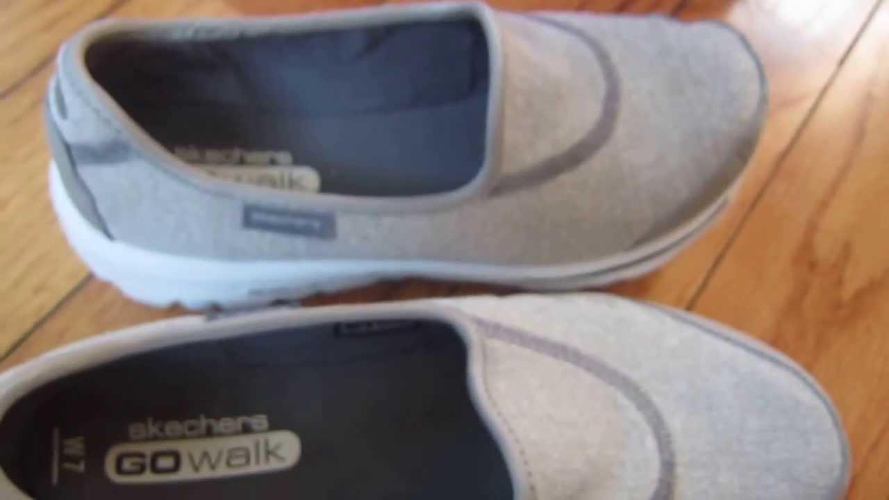 skechers go walk review
