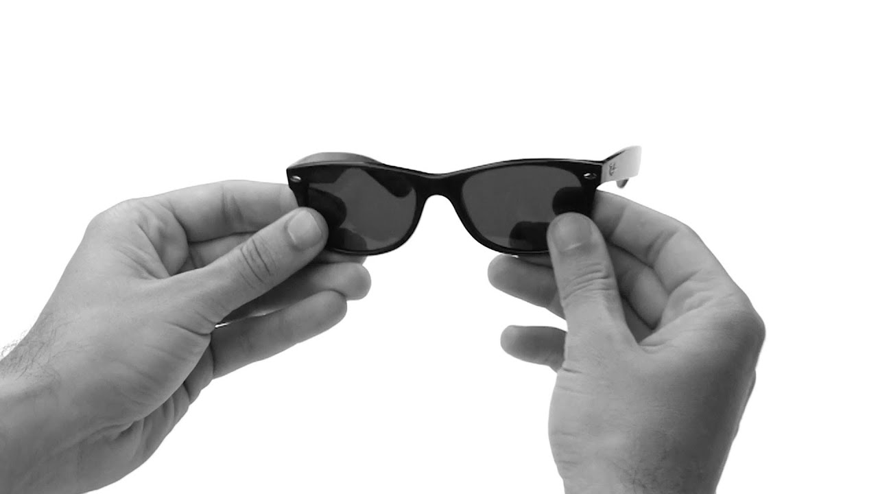 96bef5e54663b Ray-Ban New Wayfarer 52mm RB2132 Lens Replacement   Installation  Instructions