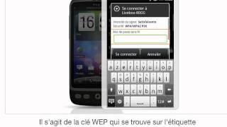 Se connecter en Wi-Fi avec un smartphone sous Android