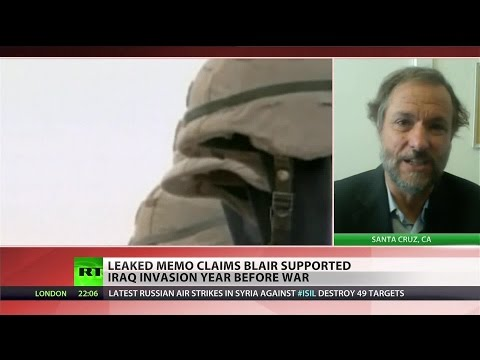 Iraq invasion was about regime change – international relations professor on leaked US, UK memos