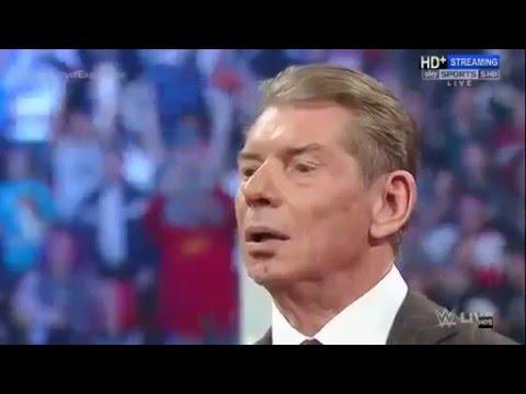 SHANE-O-MAC RETURNS TO WWE!!!!!!!!!!!!!!!!!!