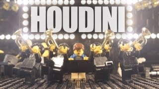 Foster the People - Houdini (in LEGO)