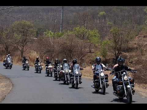 Farewell Ride From Pune To Panshet