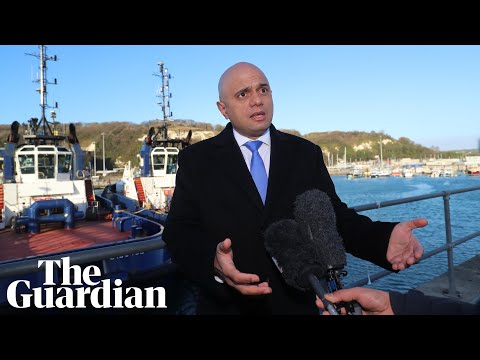 Sajid Javid claims those crossing Channel may not be 'genuine' asylum seekers