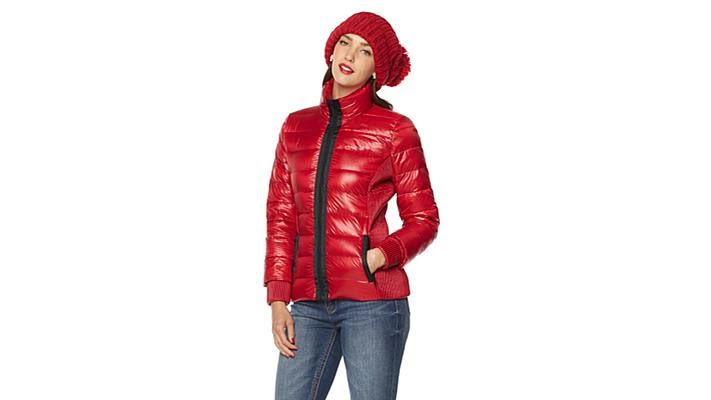 d35c1f50d French Rendez Vous Grenoble Puffer Jacket - YouTube