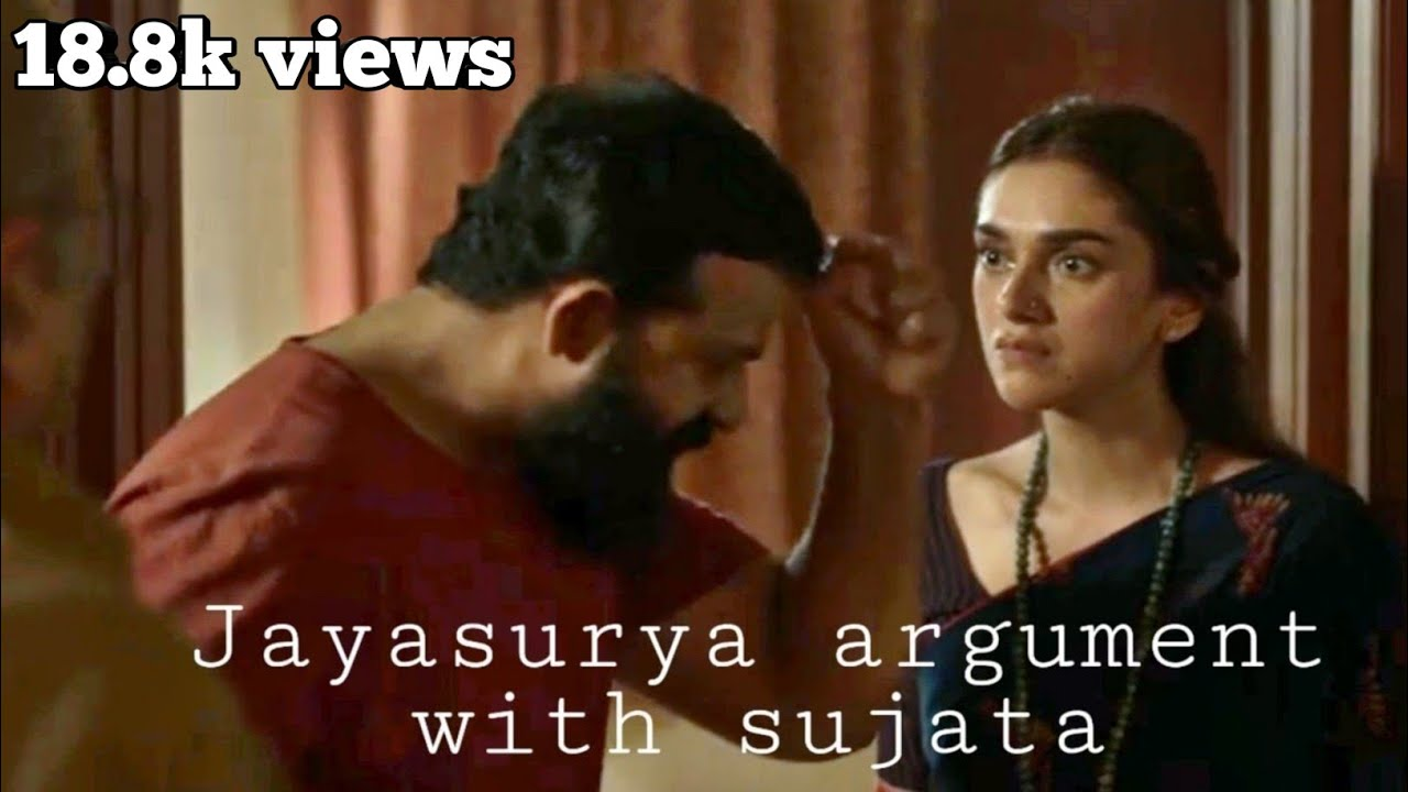 Download Jayasurya's argument with Sujata about Sufi   Angry scene   MTM  