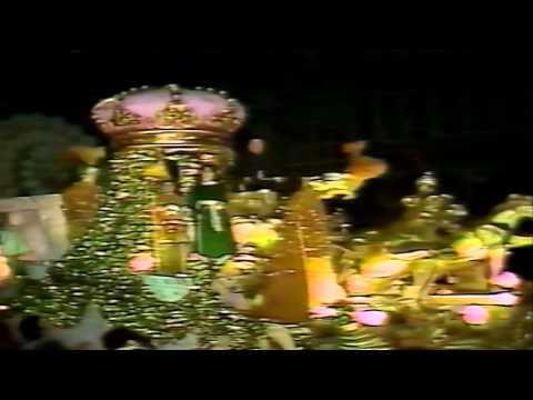 Feb.1980 WDSU TV-6 New Orleans , Mardi Gras News Clip