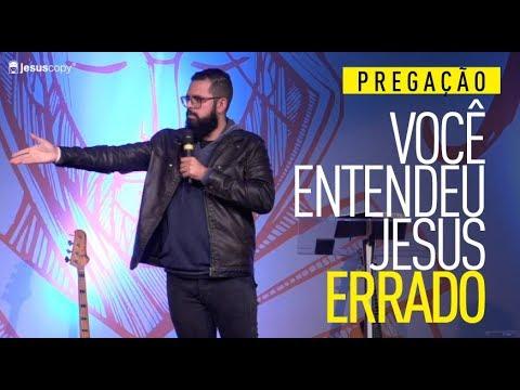 VOCÊ ENTENDEU JESUS ERRADO - Douglas Gonçalves