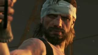 METAL GEAR SOLID V: SKULL FACE DEATH SCENE (Chapter 1 Ending)