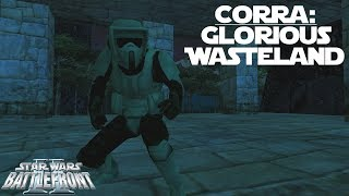 Star Wars Battlefront 2 Mod | Corra Glorious Wasteland | Campaign Mode