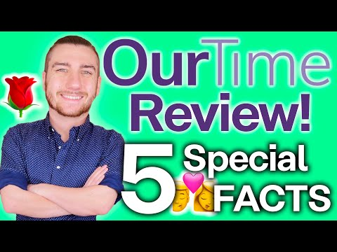 OurTime Review [year] - Senior Dating | Features | Pros & Cons 1